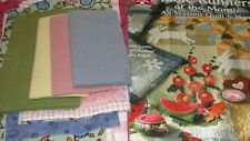 POT O' POSIES Table Runner Kit & Book Table Runners of the Month 12x32""