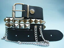 Unbranded Studded Medium Width Belts for Women