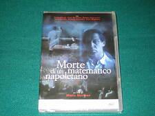 Morte di un matematico napoletano DVD Regia di Mario Martone