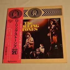 ROLLING STONES - SUPER MAX 20 - 1971 JAPAN-ONLY LP 20-TRACKS