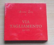 RENATO ZERO - VIA TAGLIAMENTO (1965-1970) - DIGIPAK 2 CD SIGILLATO (SEALED)