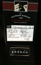 Seymour Duncan Custom Shop Dynasonic Neck Pickup Gold Gretsch