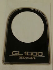 HONDA GOLDWING GL1000 TANK TOP  DECAL
