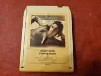Vintage 1977 Andy Gibb Flowing Rivers 8 Track Tape RSO Records In The End