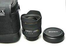Sigma DG 12-24 mm F4.5-5.6 HSM IF f. Nikon