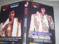 ELVIS PRESLEY DVD- SOMETHING BETTER SOMETHING NEW VOL.1