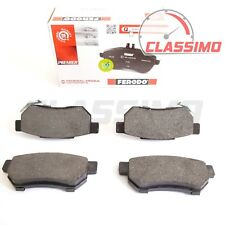 Rear Brake Pads for HONDA JAZZ Mk 2 - all models with rear discs - 2002 to 2008