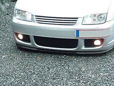 VW Jetta MK4 4 Bora Front Bumper CUPRA R Line Euro Spoiler Lip Valance Splitter-