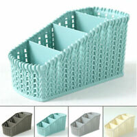 Storage Basket Plastic Box Bin Clothes Container Organizer Home Laundry Holder