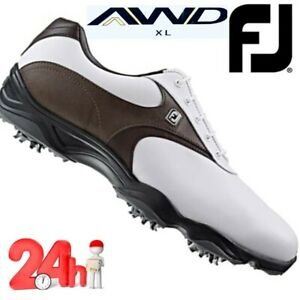 FOOTJOY AWD XL WATERPROOF GOLF SHOES COMFY & STYLISH 24 HOUR DELIVERY!!!