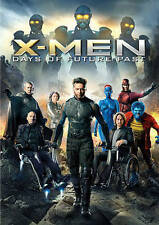 X-men: Days of Future Past 2014 (DVD)  NEW!!!FREE FIRST CLASS SHIPPING !!