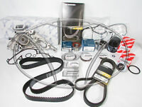 NEW LEXUS TOYOTA COMPLETE FACTORY OEM 18 PCS TIMING BELT WATER PUMP KIT W/ VCGs