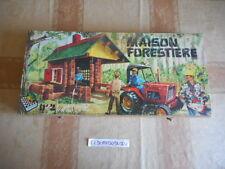 ELDORADODUJEU > LA MAISON FORESTIERE N°2 De JEUJURA COFFRET BOIS BON ETAT