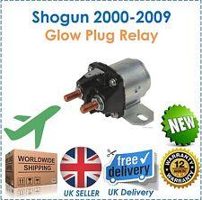 For Mitsubishi Shogun Sport 2.5DT 2000-2009 Glow Plug Relay New OE Quality