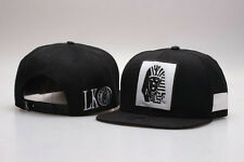 1 x Last Kings Adjustable Baseball Rock Cap Snapback Hip-Hop Hat BLACK Gift 28#