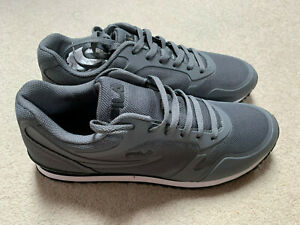Fila Forerunner 18 men's trainers   grey   size 10   new