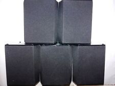 Set Of 5 Samsung PS-FS1-1 Surround Front Center Speakers System Replacement