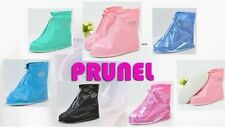 Candy Colored Rainboots Shoe Cover