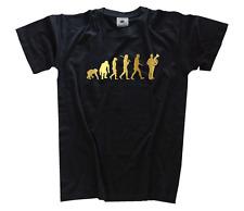 GOLD Edition Tenorhorn Hornbläser Orchester Konzert Evolution T-Shirt S-XXXL