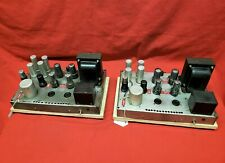New listing Capehart Western Electric 6V6 Tube Power Amplifiers [Pair]