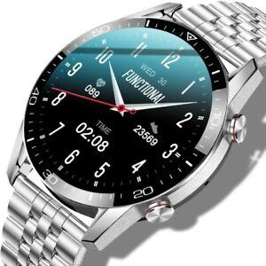 New Smart Watch Men Bluetooth Call TK2-8 IP68 Waterproof Android IOS