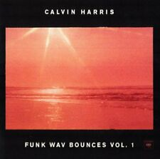 CALVIN HARRIS Funk Wav Bounces Vol 1 CD NEW 2017