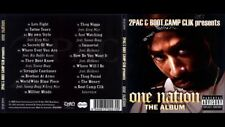 One Nation The Album by 2pac & Boot Camp Clik. .