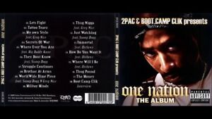 Tupac + Bootcamp Clik - One Nation The Album