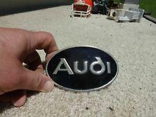 Great/Fun/Fashionable Belt Buckle Audi Logo Car Show Vintage Logo Large