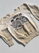 Vintage 60s The Beatles t-shirt size small 1963 John Lennon very very rare