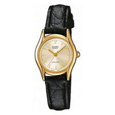 Casio Quartz (Automatic) Brass Strap Wristwatches