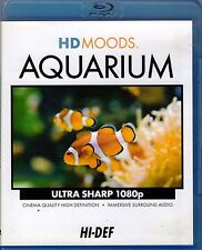 HD MOODS: AQUARIUM - VIRTUAL EXOTIC TROPICAL REEF FISH MOOD ENHANCING RELAXATION