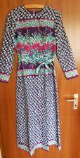 Kleid, Abendkleid, Vera Mont Paris, Gr. 38 (ca. 36), vintage, 60er, Hippie, top!