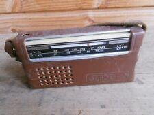 radio transistor -2 poste  ancien grenier vintage
