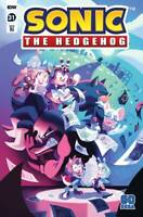 Sonic The Hedgehog #31 1:10 Variant (2020 Idw Publishing) Fourdraine Cover