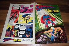 Superman/Batman # 5 del 3.3.1973 -- per il compleanno???