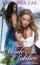 Once upon a Winter Solstice by Victoria Zak (2016, Paperback)