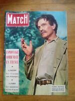 PARIS MATCH N°170 1952 MOSSADEGH - COMMUNISME - KOJE - MARGUERITE D'AOSTE