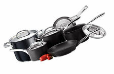 Circulon Infinite Saucepans, Stockpot and Frypans Set of 6 Non-Stick Aluminium