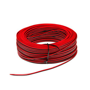 80M Motorcycle Dirt Bike Lamp Line Extension Modified Lighting Wire Hose Cable