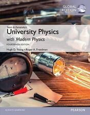 NEW University Physics with Modern Physics (14th Global Edition)