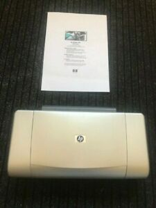 Hp deskjet 450 Mobile Printer complete with all accessories and more!