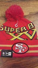 San Francisco 49ers superbowl XVI hat (youth one size)