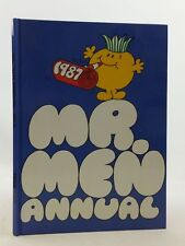 MR. MEN ANNUAL 1987 - Hargreaves, Roger. Illus. by Hargreaves, Roger