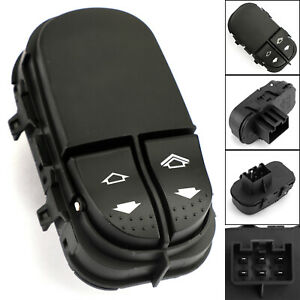 Master DRIVER SIDE Window Switch 6 PIN YS4T-14529AA For Ford Focus MK1 98-05 B2#