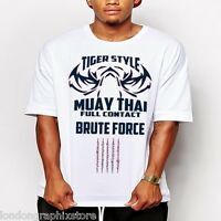 Muay Thai T-shirt, tank top, thai box, MMA, UFC, boxing, samurai, jiu jitsu, new