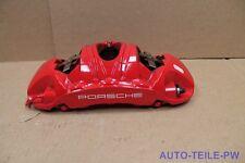 Porsche 991 GT3 RS Bremssättel Brembo Links Rear Brake 6 Kolben