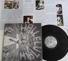 LP alleluia Alleluia Babe-re-release-LONG HAIR Music lhc148 STILL SEALED