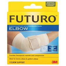 Futuro Elbow Support with Pressure Pads Large 47863