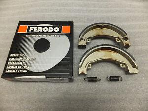 KYMCO AGILITY, SUPER 8, PEOPLE 50/125 ETC FERODO BRAKE SHOES FSB958  EBC 818